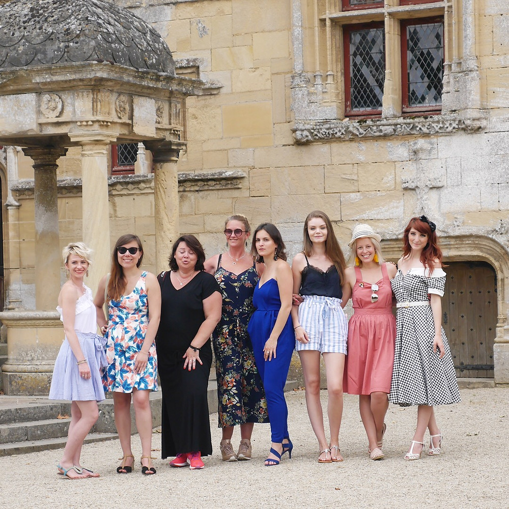 blog caen normandie chateau