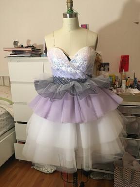 Mona's Dress Prep