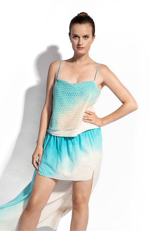 Aqua Ombre Ariel Camisole