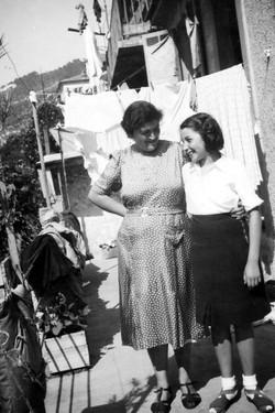 101. Maman et moi, terrasse