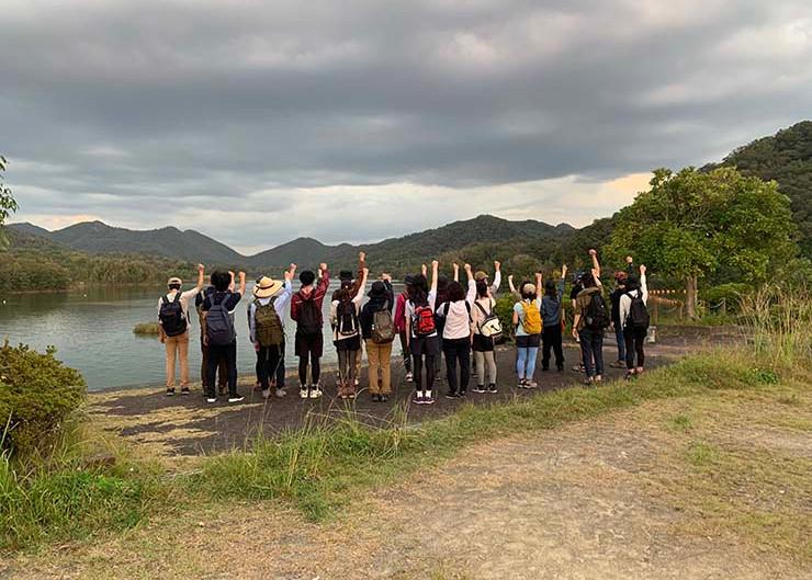 有馬富士公園&千丈寺湖 2021年10月9日(土)晴れ