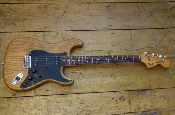1978 USA Fender Stratocaster Hardtail