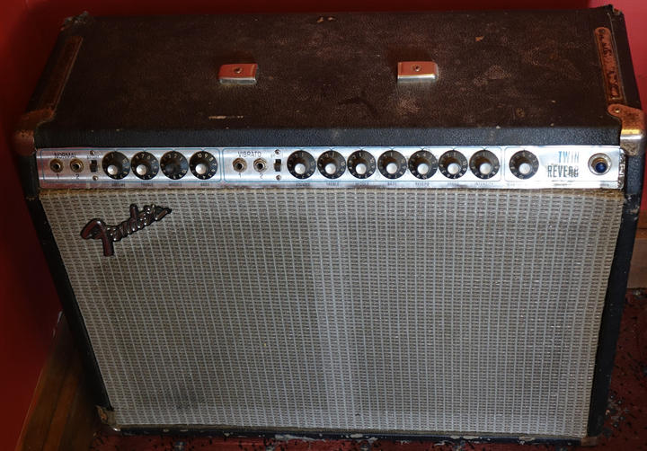 1974 Fender Twin Reverb