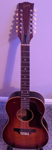1966 Gibson B25 12
