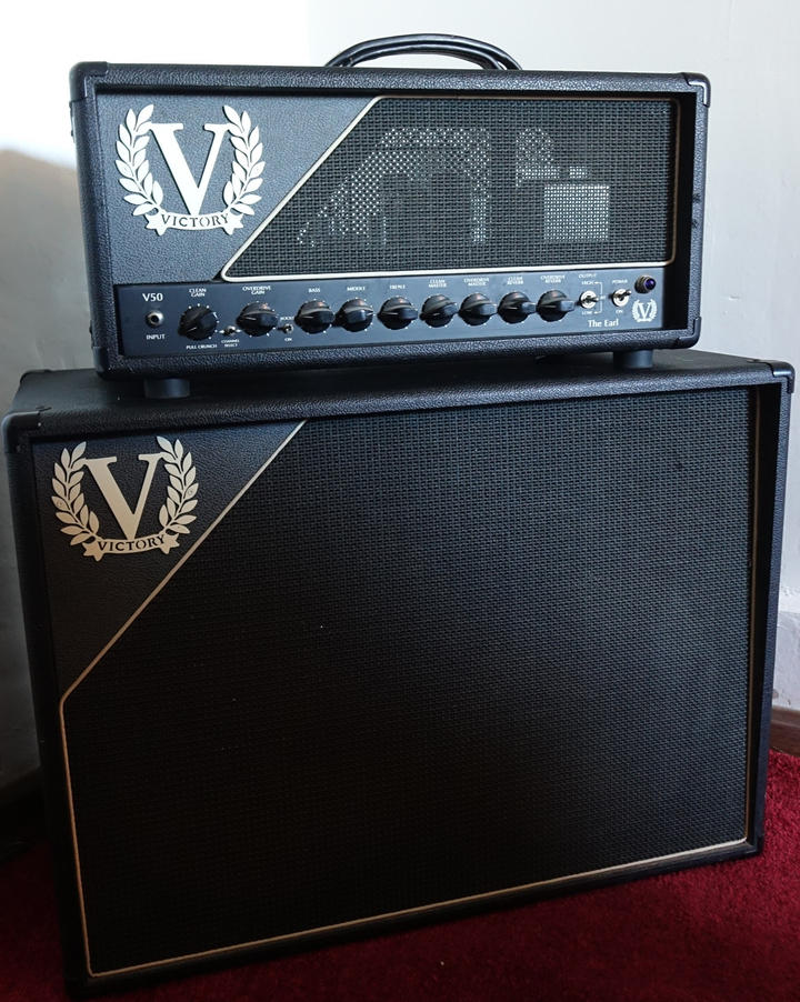 Victory V50  The Earl