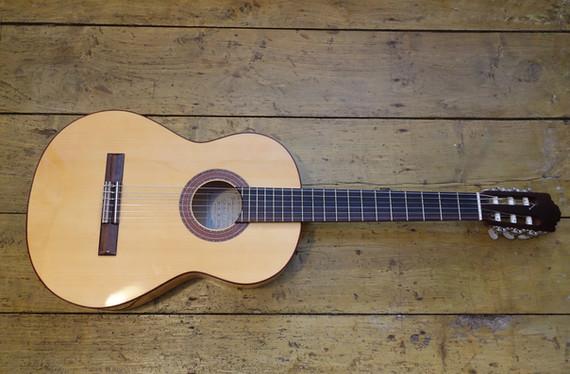 1985 Cabellero Hand Made Spanish Guitar