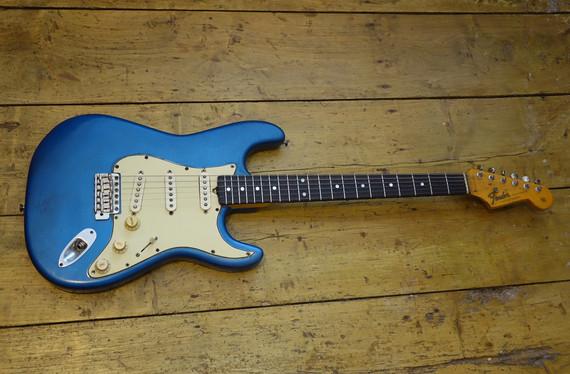 """1964 """"Pre CBS"""" USA Fender Stratocaster"""