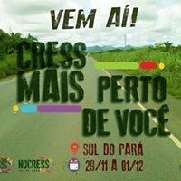 O CRESS Mais Perto de Você: Região do NUCRESS Sul do Pará Programação
