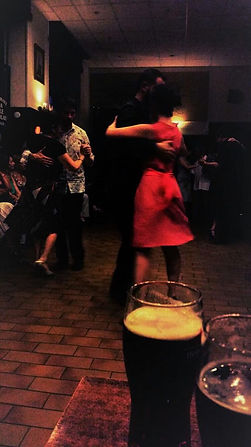"""Milonga au bar """"La ville d'Andlau"""""""