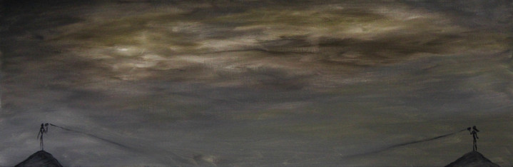 Communication - 30x8 - SOLD