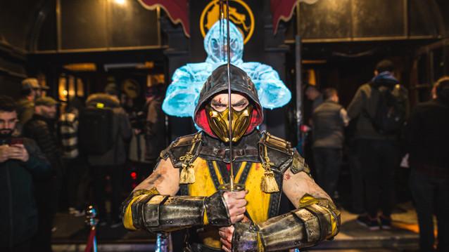 Mortal Kombat 11 Reveal Night