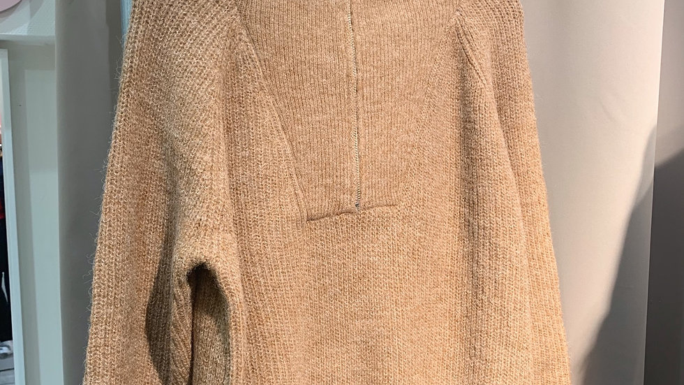 Pull camionneur camel