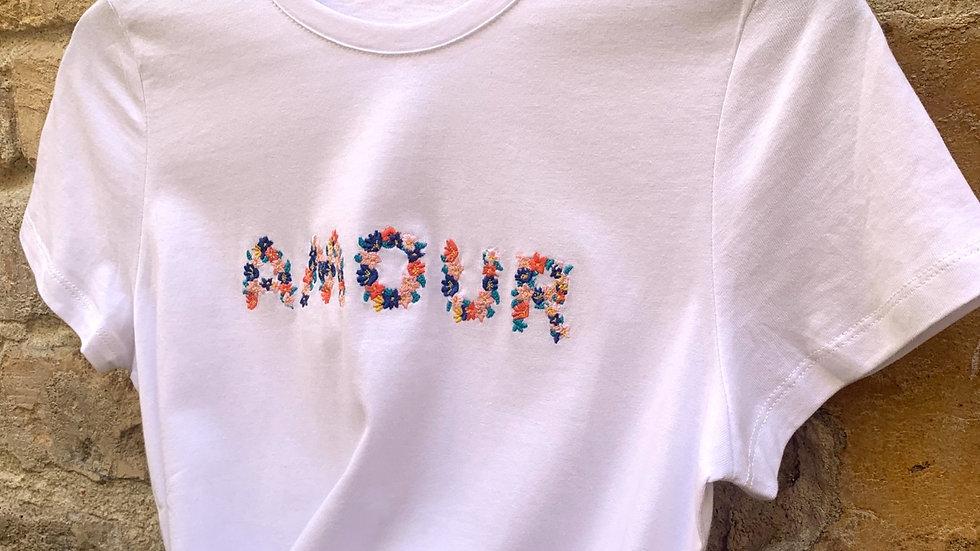 Tee shirt amour