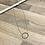 Thumbnail: Collier rond noir