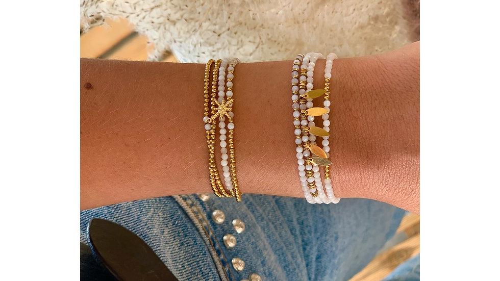 Bracelets nacres