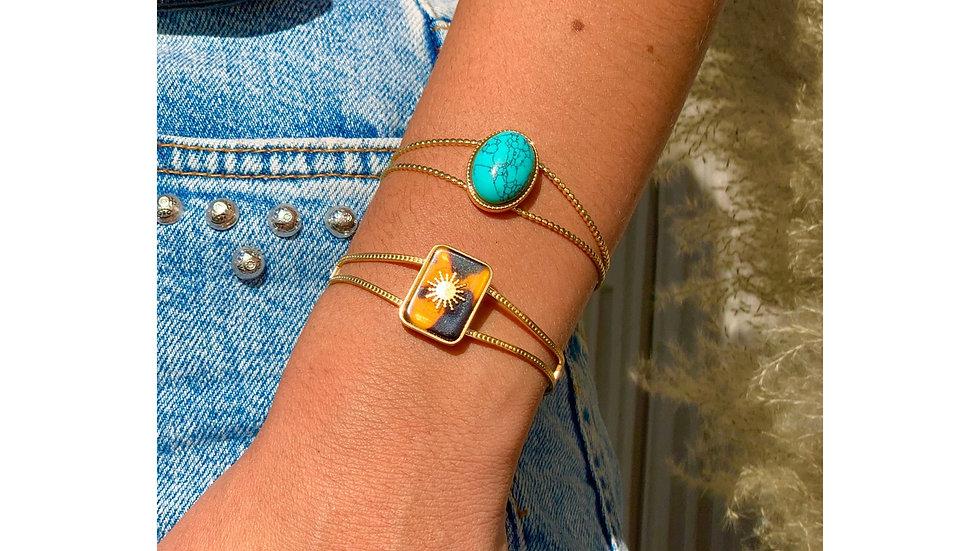 Bracelets manches