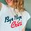 Thumbnail: Tee shirt bye-bye chéri