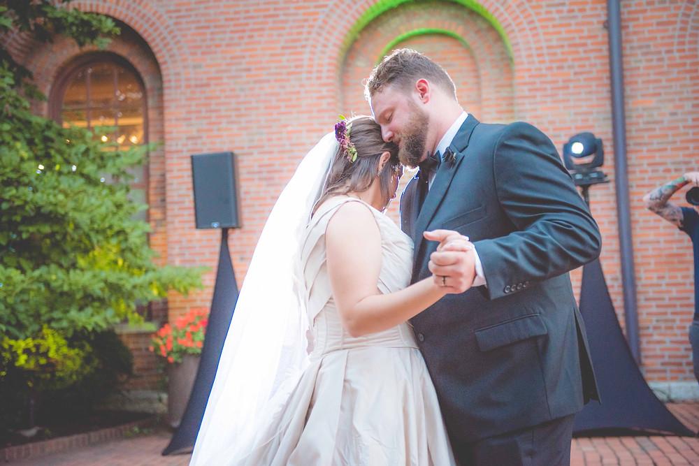 First Dance - Wedding Coordinator - Day of Coordinator