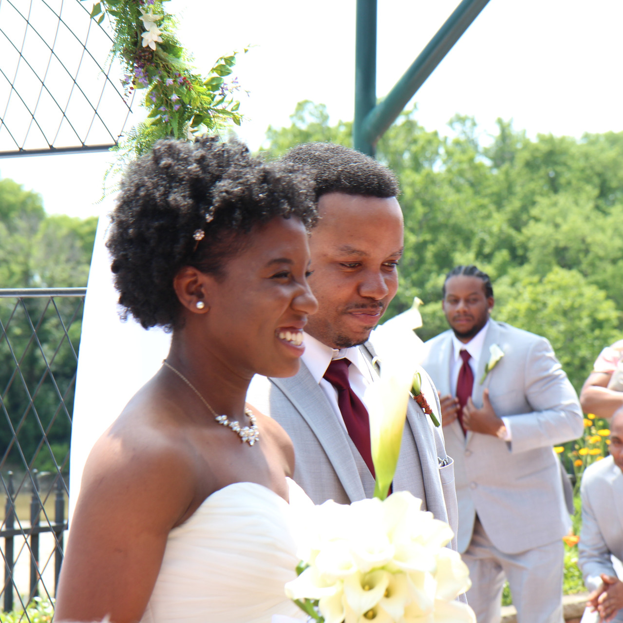 Columbus, OH | Wedding Coordinator | The Boat House at Confluence Park | Jamaican Wedding