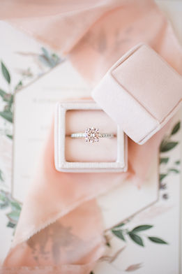 Blus Engageent Ring Box
