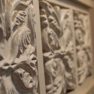 Foam Sculpture (Macro)