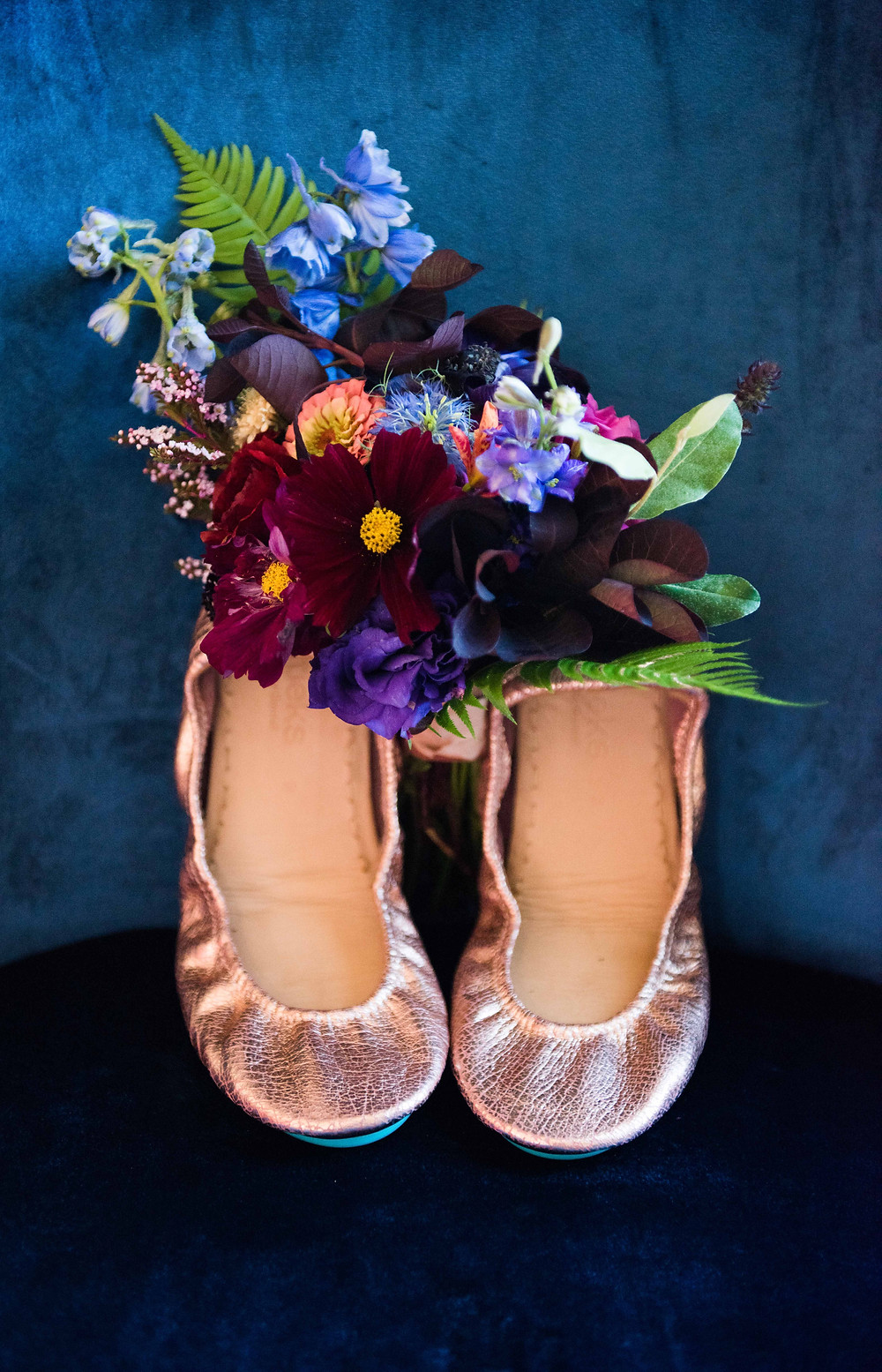 Copper and Jewel Tone Columbus, OH Wedding - Wedding Planner