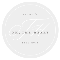 OH, The Heart Blog Feature - Berlyn Events
