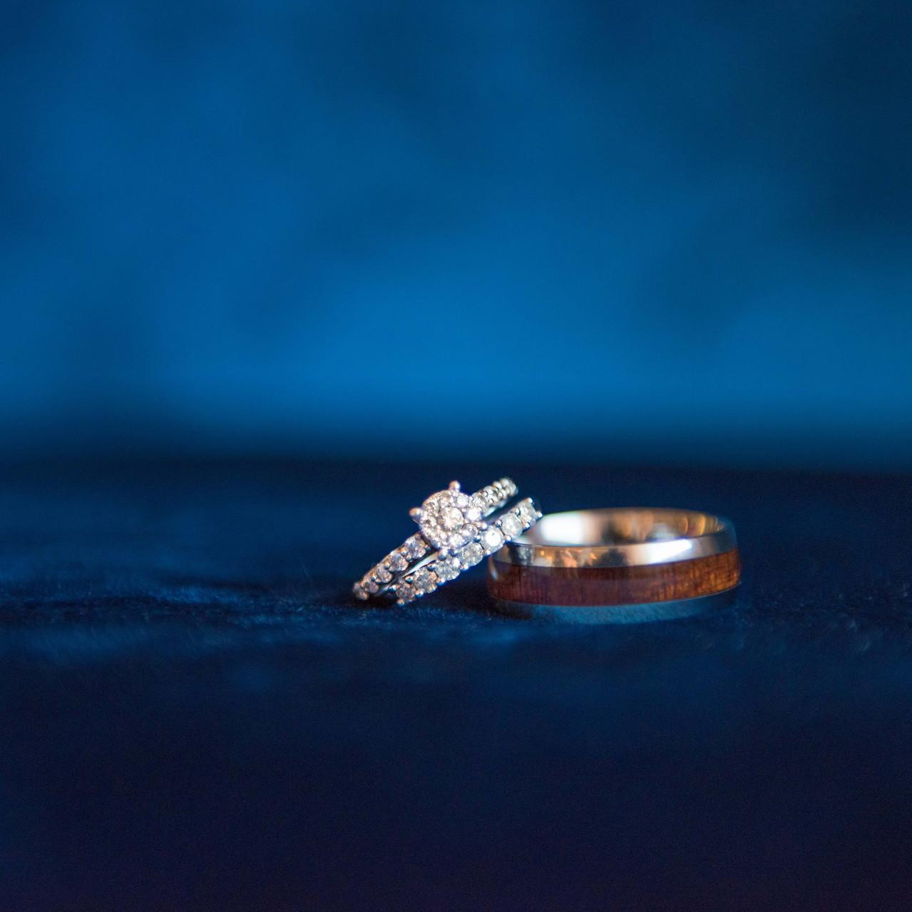 Columbus Wedding Planner   Jewel Tone & Copper Wedding