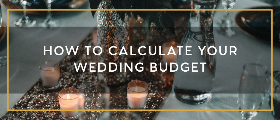 PLANNING GUIDE: HOW TO CREATE A WEDDING BUDGET