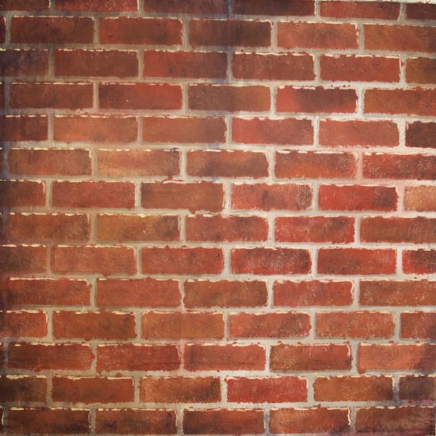 Brick Faux Finish (Wide)