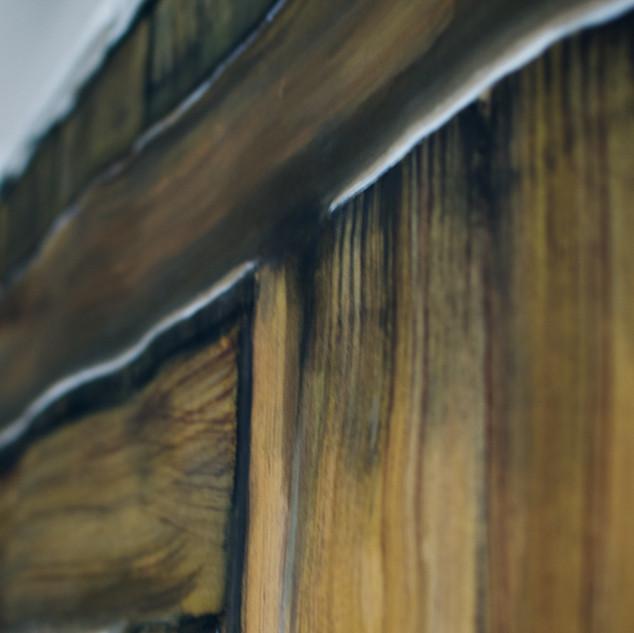 Wood Graining (Close)