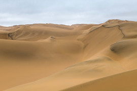 Sandy curves