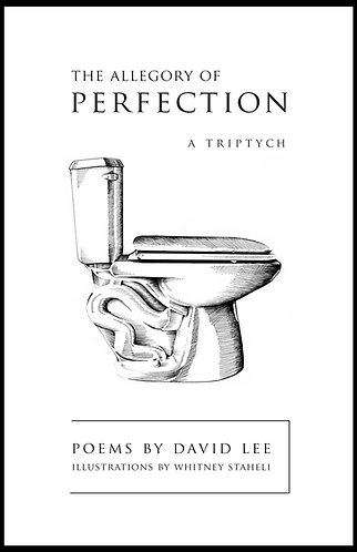 The Allegory of Perfection Chapbook by David Lee