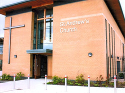 St Andrew's Church Service