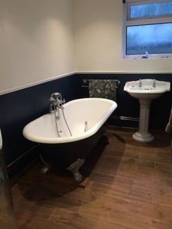 Bathroom refurb/After