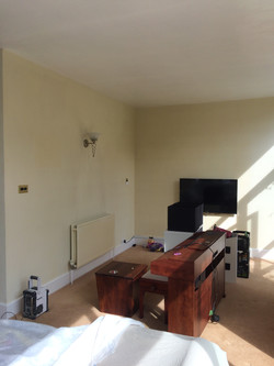 Lounge Redecoration/Before