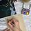 Thumbnail: Stencil / Schablone Hirsch -mittel