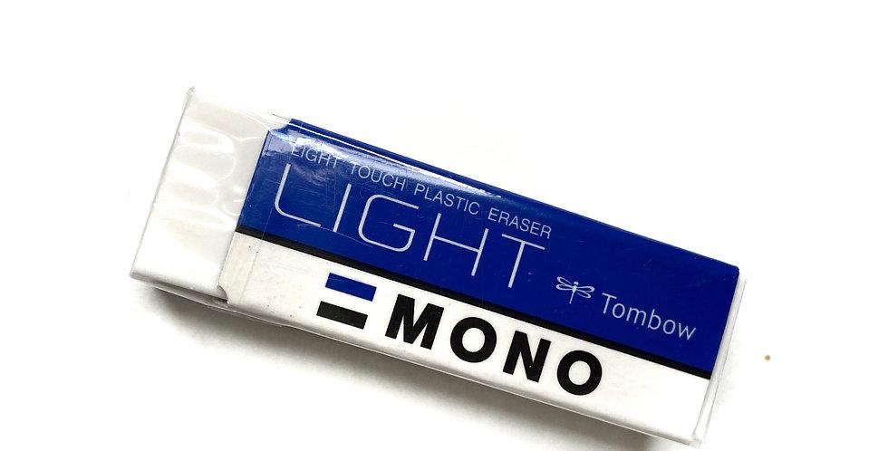 Tombow Mono light, Radierer