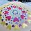 Thumbnail: Stencil / Schablone Herze (klein)