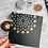 Thumbnail: Selstklebende  Schablonenfolie Sterne (klein)