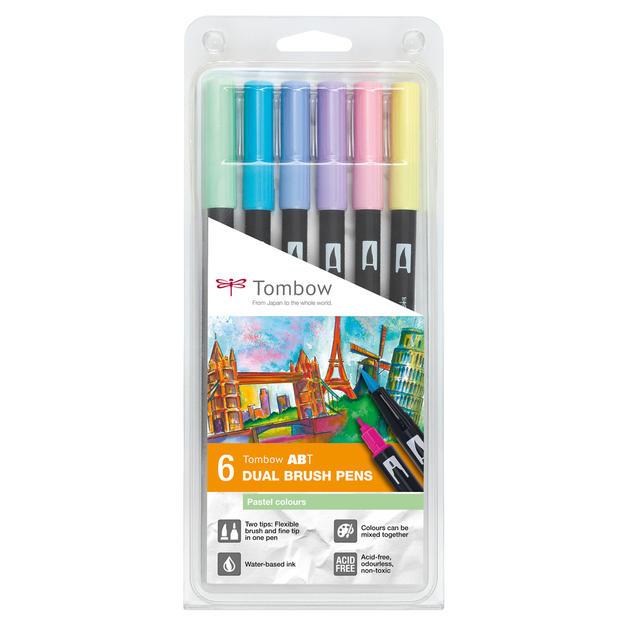 Tombow ABT Pastel Colours