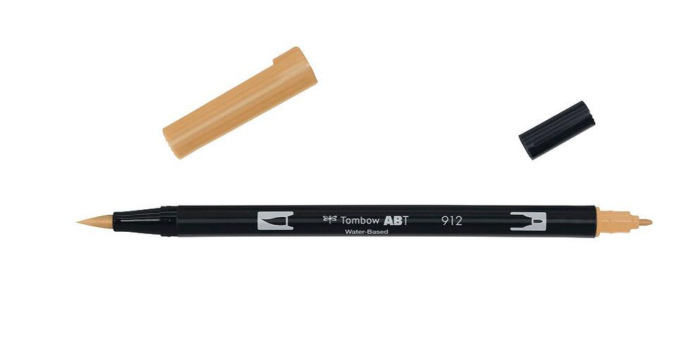 Tombow ABT Dual Brush pens 912 palecherry