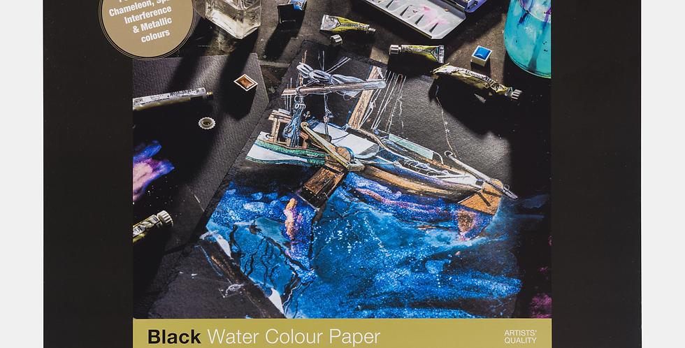 Rembrandt Water Colour Paper, Black