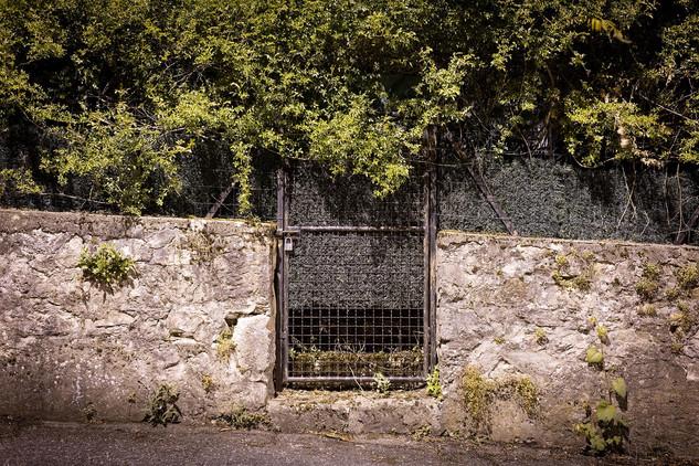 Locked outside 08