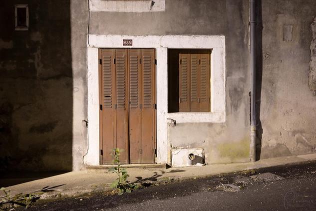 Locked outside 10