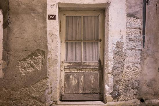 Locked outside 20