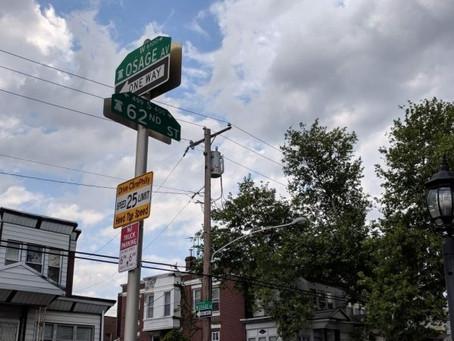Essay   Thirty-four years later: My Osage Avenue neighborhood