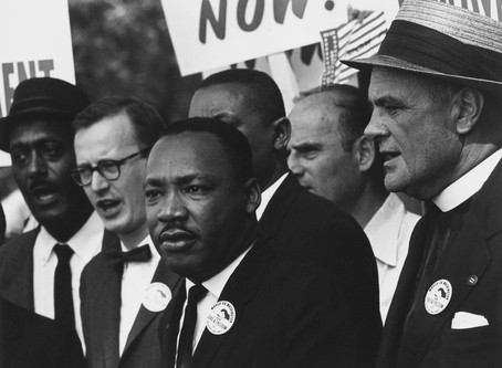 Essay | How 'I Have a Dream' taught me never to apologize for the words I need to speak