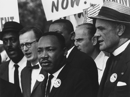 Essay   How 'I Have a Dream' taught me never to apologize for the words I need to speak