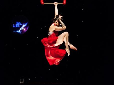 Review   Almanac Dance Circus Theatre presents Nicole Burgio's 'xoxo moongirl'